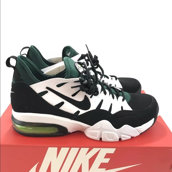 Nike Air Trainer Max 94 Low Black White Dark Pine NWT